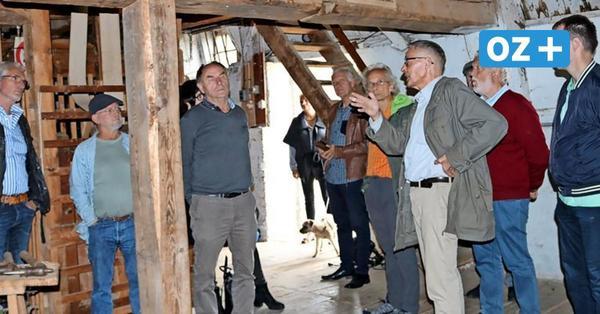 Mühlenverein MV: Land muss mehr für Erhalt der Mühlen tun – Gelder fehlen