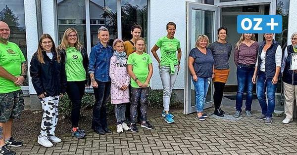 Darum sind die Usedomer Laufmützen für den Greifswalder Kinderhospizdienst auf den Beinen
