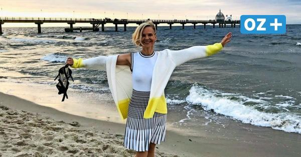 """In aller Freundschaft""-Star Andrea Kathrin Loewig liebt Usedom und Rügen: ""Hier kann ich mich fallen lassen"""