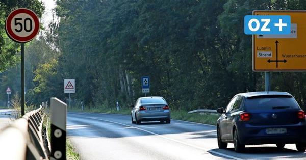 Straßenbau bei Lubmin startet am 6. September