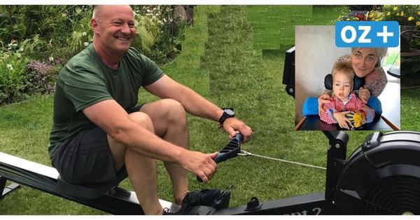 Poeler Sportler rudern für unheilbar kranken Fiete(2) bei MudderIsland