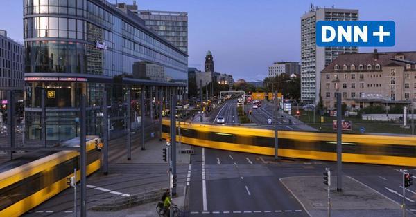 Gleisarbeiten am Dresdner Hauptbahnhof: Drei Bahnen werden umgeleitet