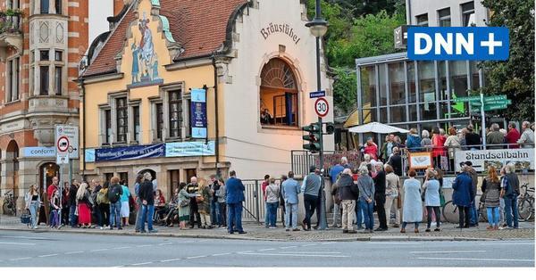 Das Bräustübel in Dresden-Loschwitz ist eröffnet