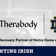 Therabody Becomes Notre Dame Athletics Official Recovery Partner – Notre Dame Fighting Irish – Official Athletics Website