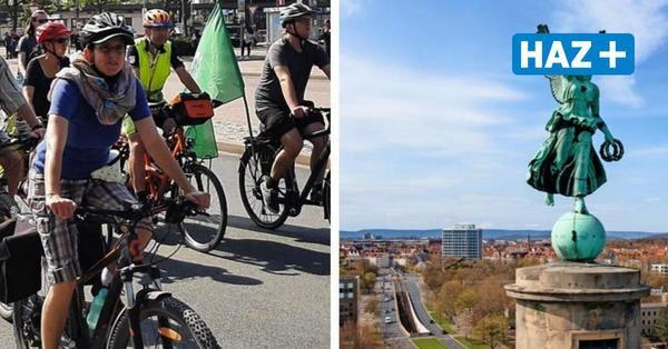 Region Hannover: Sternfahrt von Fridays for Future startet - Straßen werden gesperrt