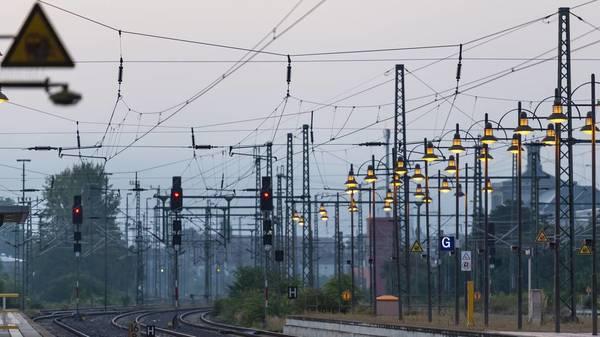 GDL-Streik trifft Deutsche Bahn: Laut Bahn-Dokumenten über 4000 Lokführer im Streik