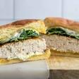 Giada's Rosemary Garlic Chicken Burgers - Giadzy