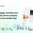 No-code platform for building community- driven businesses