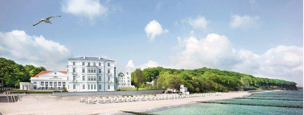 »Kulturheiltage« im Grand Hotel Heiligendamm