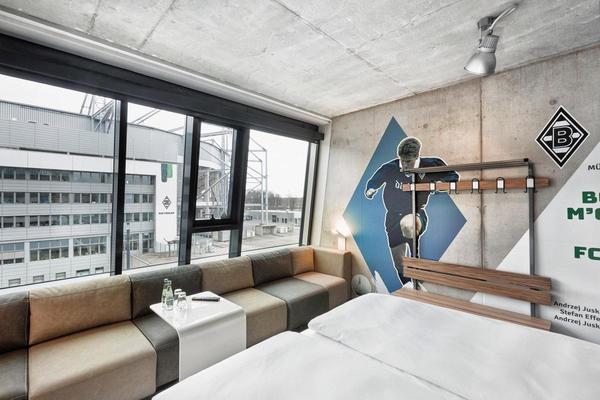 Zu Gast bei Fussballstars – Diese Hotels riechen nach Fussball
