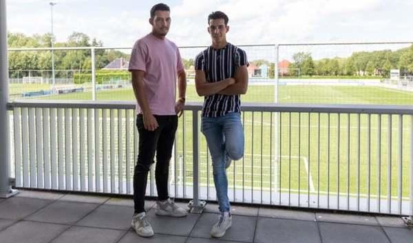 Wesley en Michael van den Oever (GRC 14): 'Sommige tegenstanders vinden het echt niet leuk dat onze aanhang zo fanatiek is'