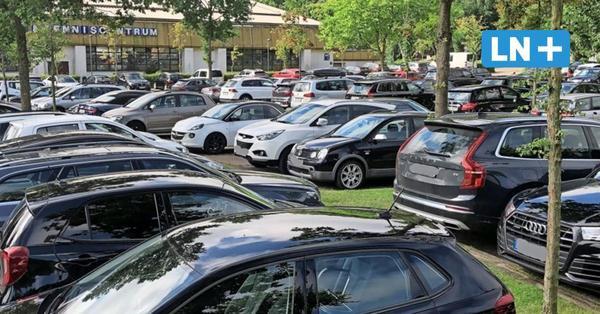 Kein Gratis-Parken mehr: Timmendorfer Strand verlangt bald Parkgebühren
