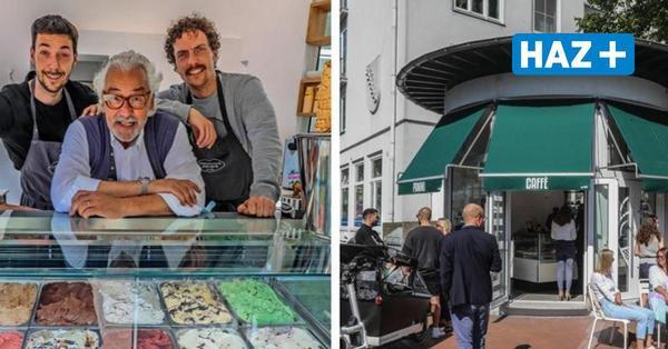 Massimo eröffnet Eisdiele in Hannover an der Eichstraße