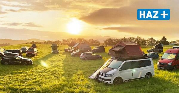 So helfen Dachzeltcamper aus Niedersachsen im Flutgebiet