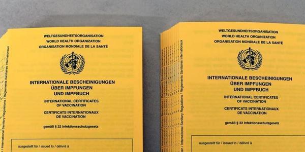 Dutzende gefälschte Impfpässe in Niedersachsen aufgetaucht – hohe Dunkelziffer