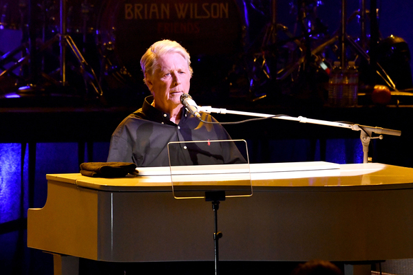 Watch Brian Wilson Perform 'God Only Knows' at First Pandemic-Era Concert