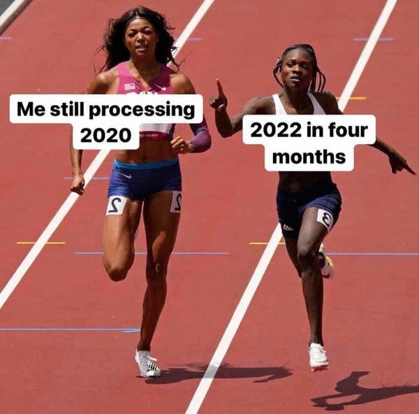 My last happy memory is still from Feb 2020
