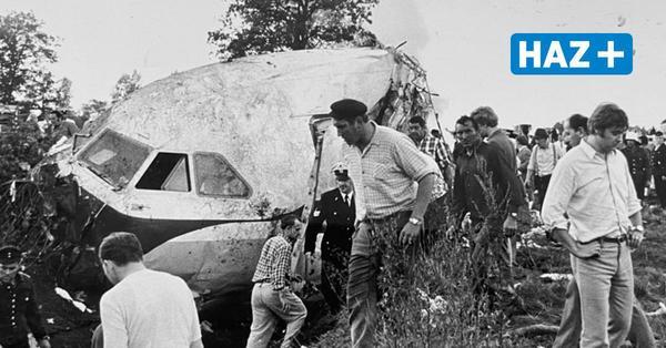 Vor 50 Jahren: Passagierjet zerbricht bei Notlandung auf der A7 bei Hamburg