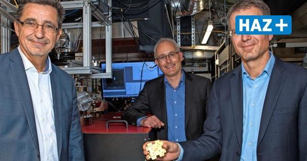 Kleiner Prototyp schon in Betrieb: Forscher in Hannover arbeiten am Superrechner