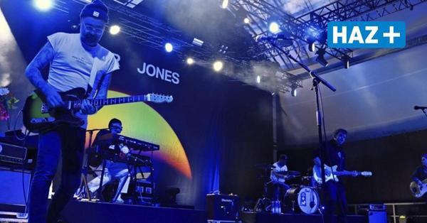 Hannover: Das Konzert von Jupiter Jones auf der Gilde Parkbühne