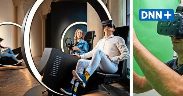 Auch in Dresden: Neue Möglichkeiten durch virtuelle Realitäten