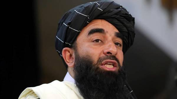 """Afghanistan: Taliban fordern """"diplomatische Beziehungen und finanzielle Hilfen"""" von Deutschland"""