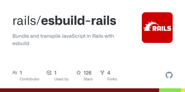 💎 rails/esbuild-rails