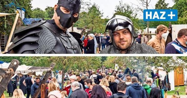 Mittelalterspektakel lockt viele Besucher nach Neustadt