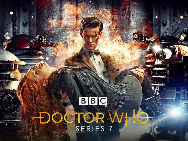 Prime Video: Doctor Who: Series 7