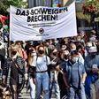 Demonstration in Heikendorf - Deutliches Signal gegen Ausgrenzung