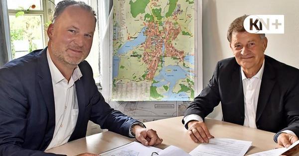 Solarthermieanlage in Preetz - Baubeginn für Nahwärmeprojekt ist 2022