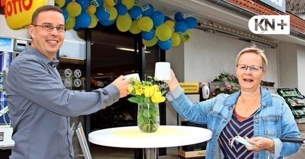 Osterby: Der neue Betreiber Marco Kock führt den Supermarkt weiter