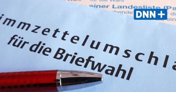 Briefwahl und Wahlhelfer-Sein beliebt wie nie zuvor in Dresden