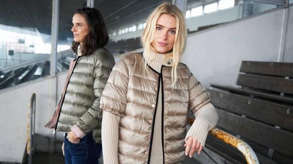 Modetrend Padding: Wie wattierte Kleidung den Wunsch nach Gemütlichkeit bedient