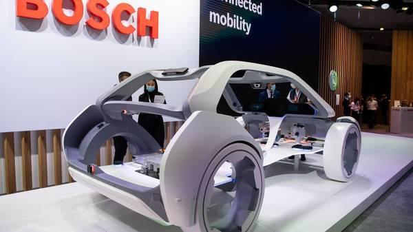 Bosch will E-Mobilität zum Kerngeschäft machen