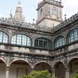 Fonseca: patio y torre