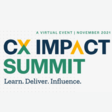 CX Impact Summit by GetFeedback   Nov 4 Virtual