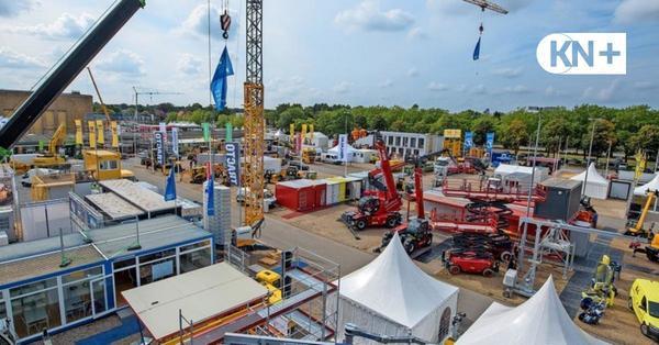 Bauwirtschaft fiebert der Nordbau in Neumünster entgegen