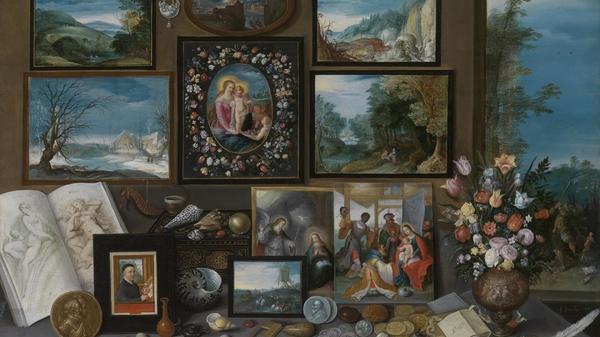 La Dynastie Francken au musée de Flandre à Cassel - De Francken Dynastie in Cassel