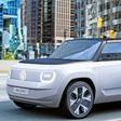 VW auf IAA 2021: Volkswagen präsentiert vollelektrische Kleinwagen-Studie ID.Life