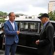 Volkswagen: Mit Carl H. Hahn auf Spritztour durch Wolfsburg in chinesischer Staatskarosse