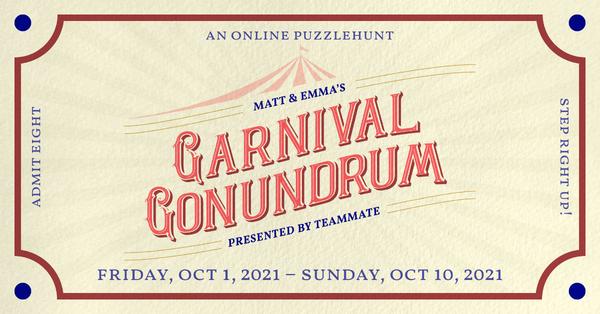 Matt & Emma's Carnival Conundrum