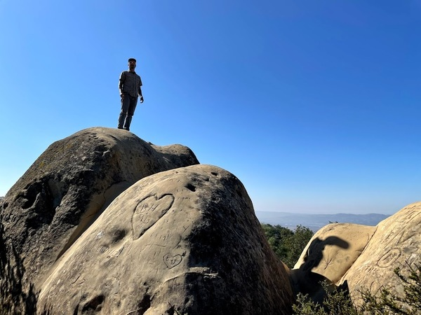 An hour east of San Francisco, Mount Diablo's Rock City hike is the Bay Area's answer to Joshua Tree