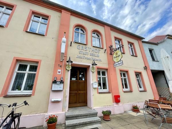 Gastliche Stätte in Strodehne. (Foto: Christin Schmdit)