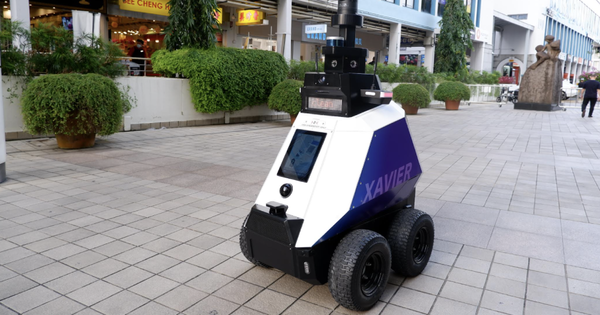 Robots to patrol Toa Payoh Central for 3 weeks to detect 'undesirable social behaviour'