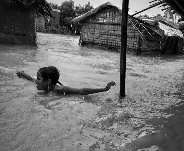 Annual Flooding by Haider Ali