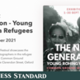 Local businesses support the Oxford Human Rights Festival fringe exhibition 'The Next Generation - Young Rohingya Refugees'