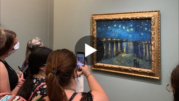 Starry starry night 🇫🇷 Paris