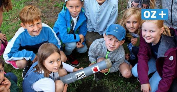 Stralsunder Montessori-Grundschule feiert den 30. Geburtstag