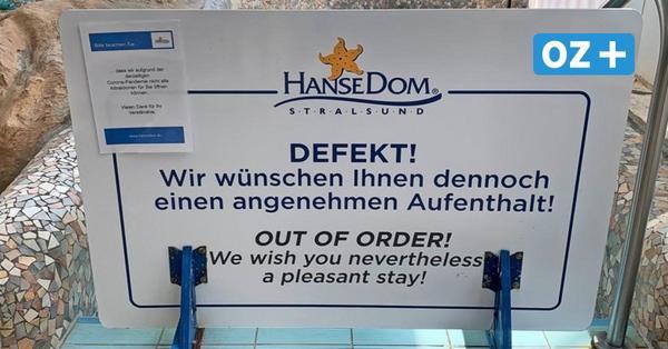 """OZ-Leser kritisieren Stralsunds HanseDom: """"Stadt wäre mit eigenem Bad besser dran"""""""